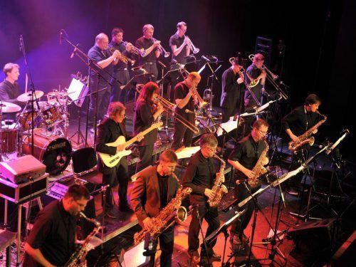 Das Swingwerk präsentiert gemeinsam mit Harry Weber die größten Phil-Collins-Hits. swingwerk