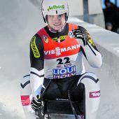 Der Jüngste schreibt Sportgeschichte: Jonas Müller wird Rodelweltmeister