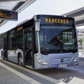 Daimler-Großauftrag nach Lustenau