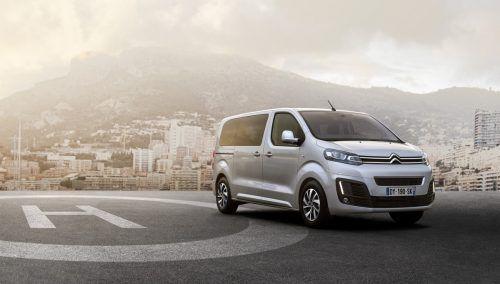 """Der Citroën Spacetourer ist in den Größen """"XS"""", """"M"""" und """"XL"""" orderbar. Die Länge beträgt von kompakten 4,606 bis zu gestreckten 5,308 Metern."""