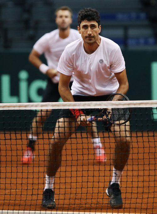 Oswald ist nach Julian Knowle (2008) und Tamira Paszek (2012) der dritte Vorarlberger Tennisspieler, der im Zeichen der fünf Ringe aufschlagen wird.GEPA
