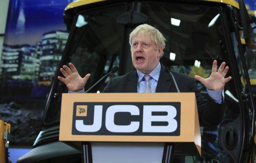 Der frühere Außenminister will einen besseren Deal von der EU. AP