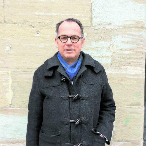 Der Jesuit Andreas Batlogg überlebte Darmkrebs. VN/kum
