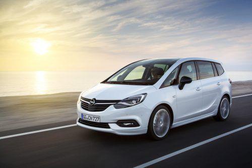Der Opel Zafira hat in drei Generationen an Komfort, Schnittigkeit und Sportlichkeit sowie Technik-Ausstattung signifikant zugelegt.