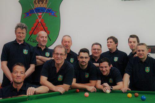 Der Royal Snooker Club Lustenau spielt seit 2016 im eigenen Vereinslokal. Verein