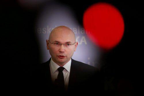 Der Schüler habe Reue gezeigt, erläuterte Oberstaatsanwalt Georg Ungefuk. reuters