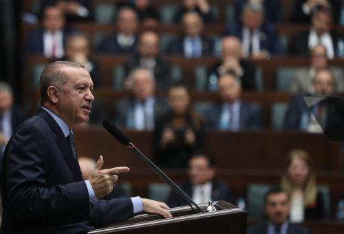 Der türkische Präsident erteilte den US-Bedingungen eine Absage. AFP