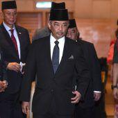 Neuer König für Malaysia: Bis 2024 regiert Sultan Abdullah