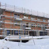Wohnen-PLUS-Projekt bis Ende 2019 fertig