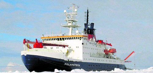 Die Expedition soll wertvolle Erkenntnisse zum Klimawandel liefern. dpa