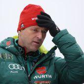 DSV-Teamchef Schuster mussjetzt seine Zukunft klären