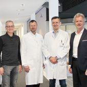 Plastische Chirurgie unter neuer Leitung