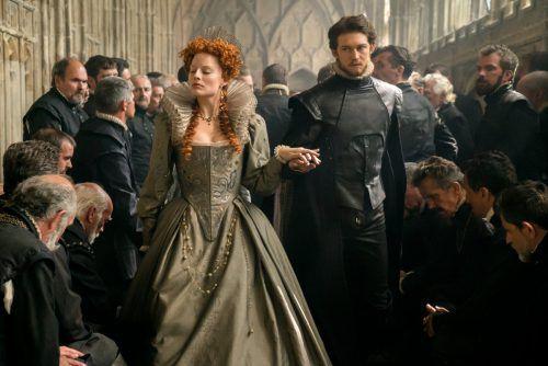 Die Geschichte von Elizabeth I. und Maria Stuart ist oft erzählt. Nun kommt eine neue Version ins Kino. universal
