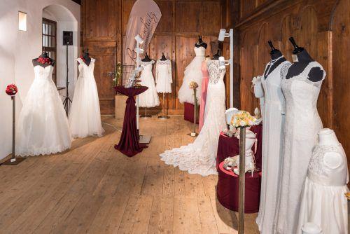 Die Hochzeitsmesse in Götzis bietet ein umfangreiches Angebot. veranstalter