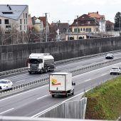 Mehr Autobahnlärm für Gaißau