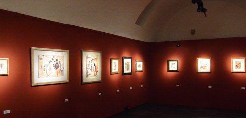 Die letzte Sommerausstellung in Lindau, die August Macke gewidmet war, wurde von über 55.000 Besuchern frequentiert. VN/cd