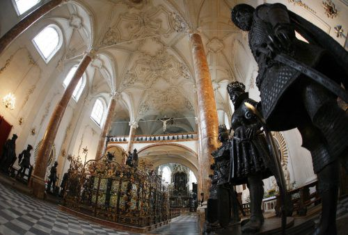Die meisten Besucher wurden in der Hofkirche gezählt. APA