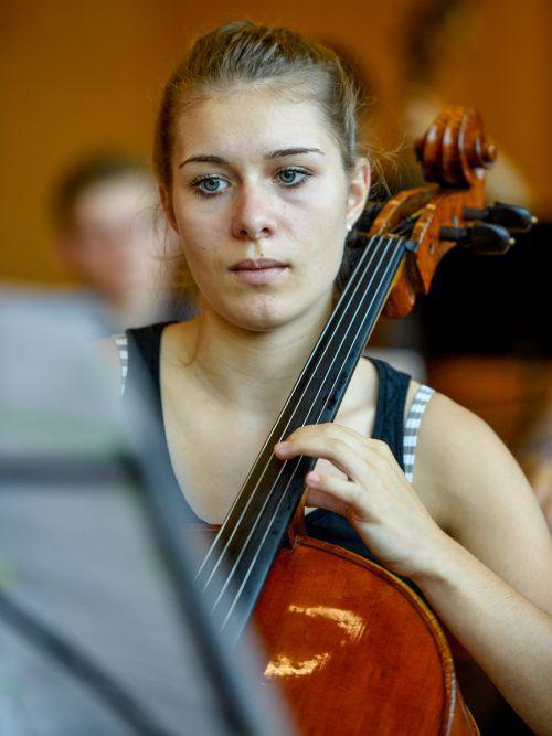 Die Quarta 4 versteht sich als Zusammenschluss junger Musiker aus vier Ländern der Bodenseeregion. oliver lerch