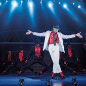 Show über den King of Pop