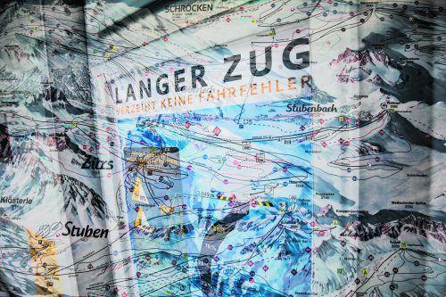 """Die Skiroute """"Langer Zug"""" wurde den süddeutschen Wintersportlern am Arlberg zum tödlichen Verhängnis. Die Betroffenheit in Lech ist groß. VN/Sams"""