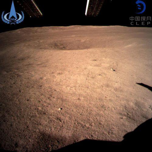 Die Sonde soll auf der erdabgewandten Mondseite das unberührte Terrain erforschen. Reuters