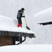 Gefährlicher Schnee