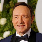 Sexuelle Nötigung: Gerichtsprozess gegen Kevin Spacey gestartet