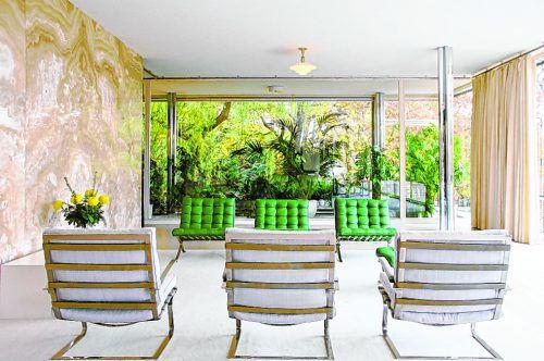 Die Villa Tugendhat steht auf der Liste des Unesco Weltkulurerbes.shutterstock (2)