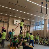 Bildungseinrichtungen in Brederis durchlüftet