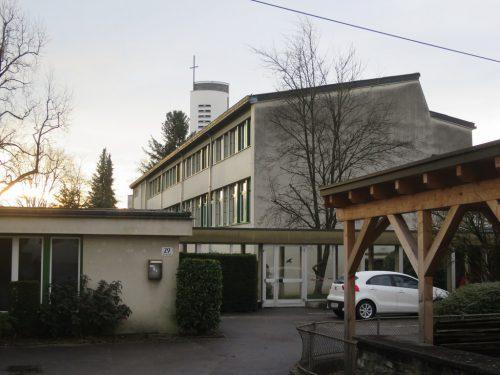 Die Volksschule Schoren platzt aus allen Nähten.rha