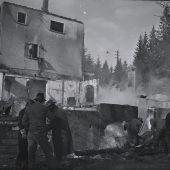Feueralarm am Bödele