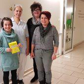 Schüler spendeten für krebskranke Kinder