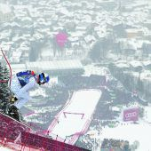 Paris regiert in Kitzbühel