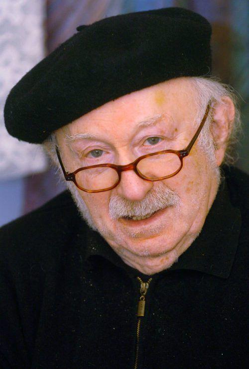 Edgar Hilsenrath hat als Shoah-Überlebender das Grauen thematisiert. AFP