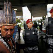 Bolsonaro macht Agrarlobbyistin für Schutzgebiete zuständig
