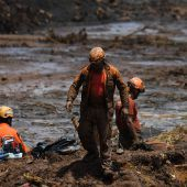 Fünf Festnahmen nach Dammbruch in brasilianischer Eisenerzmine