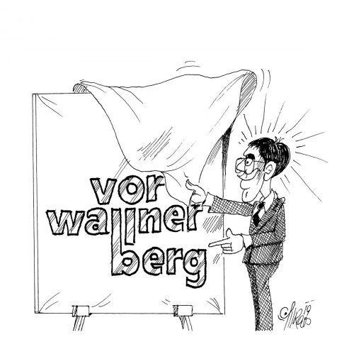Enthüllung der neuen Marke Vorarlberg!