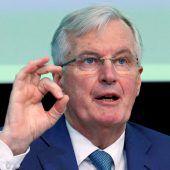 EU-Unterhändler hofft weiter auf einen geregelten Brexit