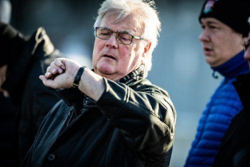 Ex-Austria-Präsident Hubert Nagel gibt auch die Geschäftsführung der für den Profifußball notwendigen GesmbH ab.VN/Sams