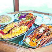 Fisch, Meeresfrüchte und Garudhiya