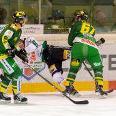 Der EHC Lustenau entschied das Derby gegen den Bregenzerwald mit 7:3 für sich C2