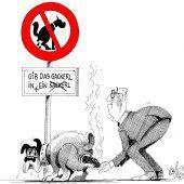 Zum Plastiksackerl-Verbot!