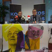 Freier Eintritt für FPÖ-Mitglieder im Theater Kosmos. D4