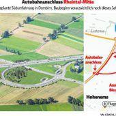 Die Helm-Azurjungfer macht neuer Autobahn-Anschlussstelle zu schaffen