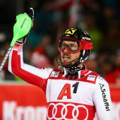 Hirscher ist in Schladming der Hero