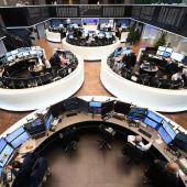 Anlegern steht unruhige Woche bevor