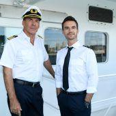 Florian Silbereisen wird neuer Kapitän auf dem Traumschiff