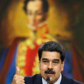 Maduro offen für Gespräche mit der Opposition