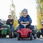 Aus den Tagesmüttern wurde die Kinderbetreuung Vorarlberg