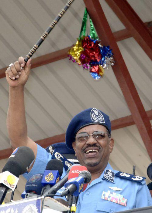 Generalleutnant Omar al-Baschir wurde an die Macht geputscht. epa